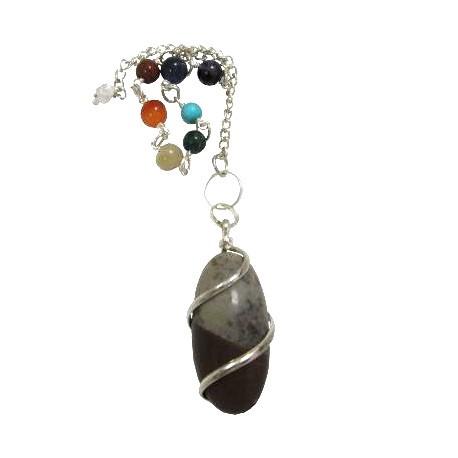 Pendule Shiva Lingam 3
