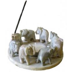 Ronde des 8 éléphants