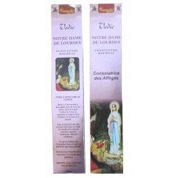 """Encens Notre Dame de Lourdes """"Vedic Aromatika""""15g"""