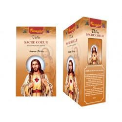 """Encens Sacré coeur de Jésus """"Védic Aromatika""""15gr"""