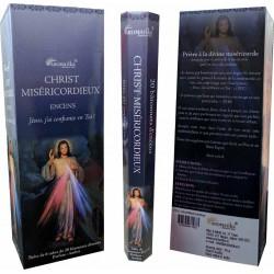 """Encens Christ Miséricordieux """"Védic Aromatika"""" DISPONIBLE OCTOBRE"""