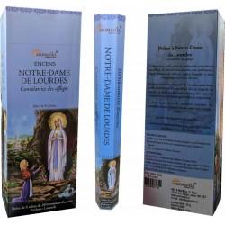 "Encens Notre Dame de Lourdes "" Aromatika"" Hexa"