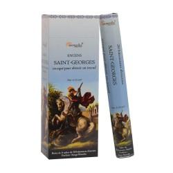 """Encens saint Georges """" Aromatika"""" Hexa"""