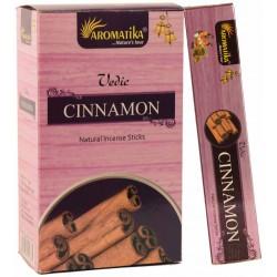 "Encens Cinnamon (Canelle) ""Védic Aromatika"" 15gr"