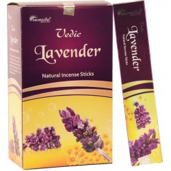 """Encens Lavender (Lavende) """"Védic Aromtika"""" 15gr"""