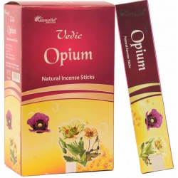 "Encens Opium ""Védic Aromatika"" 15gr"