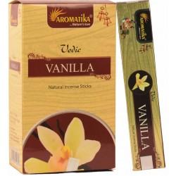 """Encens Vanilla (Vanille) """"Védic Aromatika"""" 15 gr"""