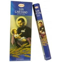 "Encens San Cayetano ( Saint Gaëtan) ""HEM"" Hexa"