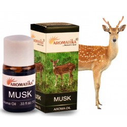 """MUSC (Aroma Oil) """"Aromatika"""" 10ml"""