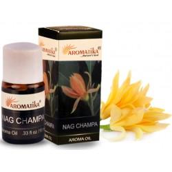 "NAG CHAMPA  (Aroma Oil) ""Aromatika"" 10  ml"