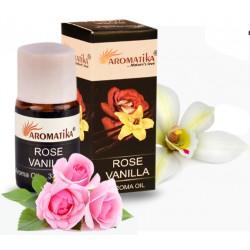 """ROSE VANILLE (Aroma Oil) """"Aromatika"""" 10 ml"""