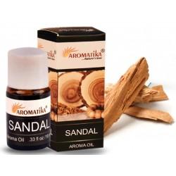 """Huile essentielle Santal """"Aromatika"""" 10 ml"""