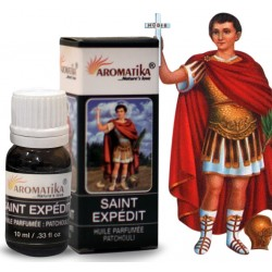 "SAINT EXPEDIT (Aroma Oil) ""AROMATIKA"" 10 ml"