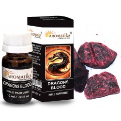"DRAGONS BLOOD  (Sang des Dragons)  (Aroma Oil ""Aromatika"") 10 ml"