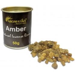 AMBER (Ambre) résine naturelle 50 gr