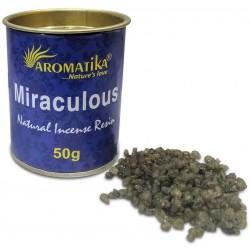 MIRACULOUS (Vierge Miraculeuse) résine naturelle 50 gr
