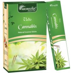 "Encens Cannabis ""Védic Aromatika"" 15 gr"