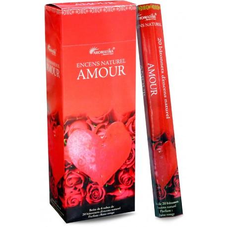 "Encens Amour ""Aromatika""  hexa"