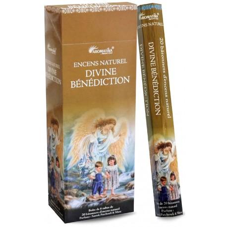 "Encens Divine Bénédiction ""Aromatika"" hexa"