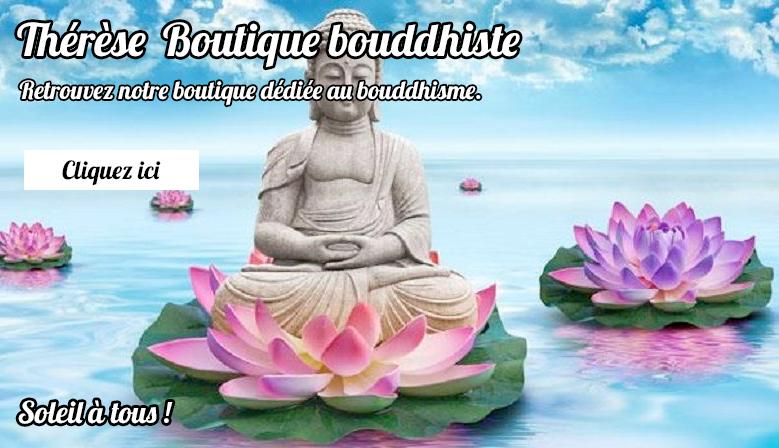 Boutique de Thérèse bouddhiste